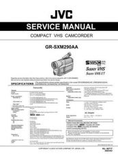 Buy JVC GR-SXM290AA CDC-1441 by download #155823