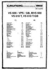 Buy MODEL VS-G204 Service Information by download #125024