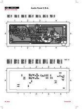Buy Philips LG Panel AUDIO PANEL CBA P46 Service Schematics by download #157165