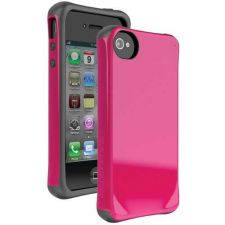 Buy Ballistic Iphone 4 And 4s Aspira Series Case (black And Charcoal)