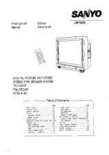 Buy Sanyo CBP3359 Manual by download #172799