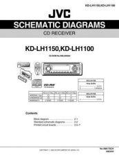 Buy JVC 49817SCH Service Schematics by download #121371