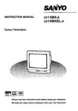 Buy Sanyo CE14M4-B Manual by download #172867