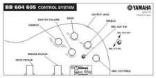 Buy Yamaha BB604 605 QC67720 EN Operating Guide by download Mauritron #204412
