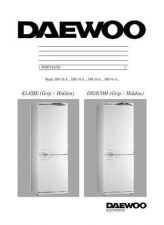 Buy Deewoo ERF-361MS (S) Operating guide by download #167977