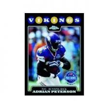 Buy 2008 Topps Chrome #TC133 Adrian Peterson