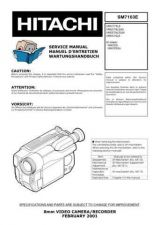 Buy Hitachi VM-E563LE Manual by download Mauritron #184658