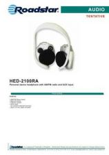 Buy ROADSTAR HED-2100RA by download #128149