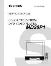 Buy TOSHIBA MD20P1SVM ON by download #129507