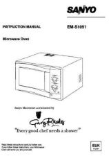 Buy Sanyo EM-G453 Manual by download #174320