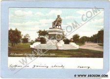 Buy CT Bridgeport P T Barnum Monument Seaside Park ct_box1~207