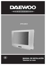 Buy Deewoo DTH-29U7 (P) Operating guide by download #167814