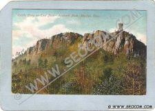 Buy CT Meriden Postcard Castle Craig On East Peak Hubbard Park ct_box3~1238