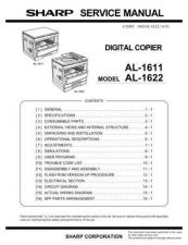 Buy Sharp AL162218 Manual by download #179093