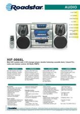 Buy ROADSTAR HIF-9966L by download #128250