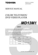 Buy TOSHIBA MD13M1 SUMMARY2 ON by download #129470