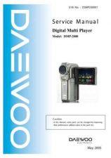Buy Daewoo OSDV700S01 Manual by download #168695