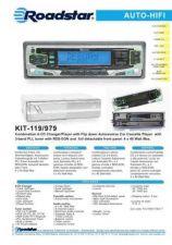 Buy ROADSTAR KIT-119 979 by download #128267