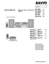 Buy Sanyo DC-X140-01 Manual by download #173970