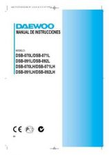 Buy Deewoo DSB-071L (S) Operating guide by download #167619