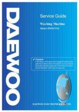 Buy Daewoo SERVICE MANUAL-5000N1y02 Manual by download #169060