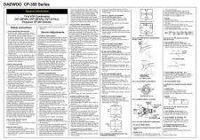 Buy MODEL DAEWOO CP350 by download #126769
