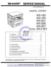 Buy Sharp AR200-S200 PG GB Manual by download #179376