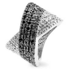 Buy Criss Cross Ring (size: 06)