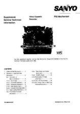 Buy Sanyo MECHANISM-P88 Manual by download #174591