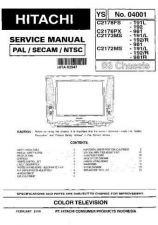 Buy MODEL C2178 Service Information by download #123836