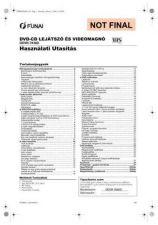 Buy Funai DDVR-7830D E8B08ED(HU) 0302 PP Service Schematics by download #161716