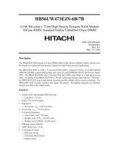Buy Hitachi X 473EJN Manual by download Mauritron #184674