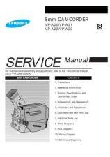 Buy 20030125151045333 VP-A20 XEG[1]0000040045E01 Service Data by download #132395
