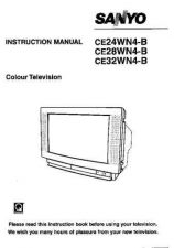 Buy Sanyo CE24WN4-B Manual by download #172990
