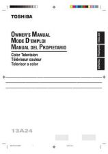 Buy Toshiba 1-14-15-20VL34 Swedish Operating Guide by download #170172