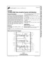 Buy SEMICONDUCTOR DATA LM1205J Manual by download Mauritron #189122