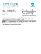 Buy Minolta 1875 Service Schematics by download #137421