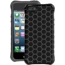 Buy Ballistic Iphone 5 Aspira Series Honeycomb Case (black And Gray)