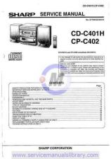 Buy Sharp CDC444-SERIAL TM GB-DE Manual by download #179910