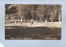 Buy CAN Ontario Sport Baseball Camp Wabun Tamagami Ontario Canada Ball Game In~133