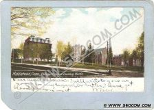 Buy CT Middletown Postcard College Campus Looking North Undivided Back ct_box3~1380