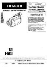 Buy HITACHI No 6809F Service Data by download #151098