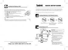 Buy Funai UDV660 E8B80BD QSG 0605 Manual by download #163032