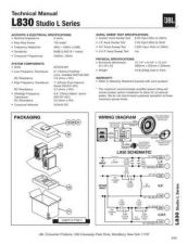 Buy HARMAN KARDON HKTS 1 SUB SYSTEM SM Service Manual by download #142460