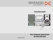 Buy Deewoo RC-6005B (P) Operating guide by download #168448