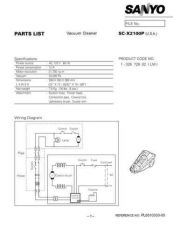 Buy Sanyo SC91 (VDE) Manual by download #175262