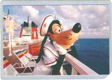 Buy GEN Unknown Amusement Park Postcard Disney Cruise Line First Mate Goofy Ga~218