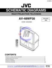 Buy Sharp AV-48WP30-SCH Manual by download #179722