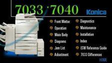 Buy Konica MAINBLST Service Schematics by download #135603