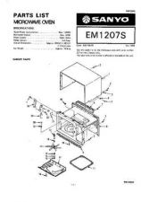 Buy Sanyo EM-S1065 Manual by download #174358
